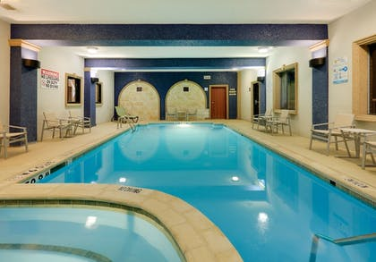 Pool | Holiday Inn Express Hotel & Suites Burleson/Ft. Worth