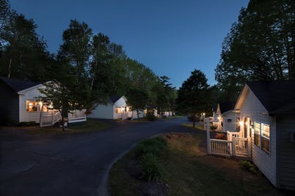 Property Grounds | The Country Inn at Camden Rockport