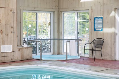 Indoor Spa Tub | The Country Inn at Camden Rockport