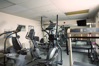Fitness Facility | The Country Inn at Camden Rockport