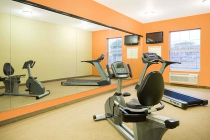 Fitness Facility | Super 8 by Wyndham Lubbock TX