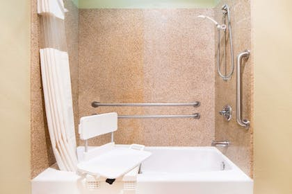 Jetted Tub | Super 8 by Wyndham Lubbock TX