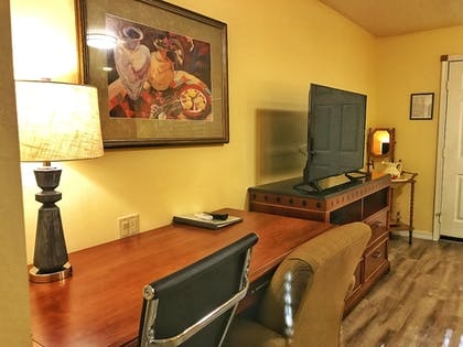 Guestroom View | The Old West Inn
