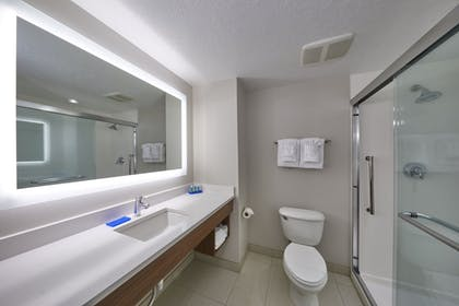In-Room Amenity | Holiday Inn Express Hotel & Suites Medford-Central Point