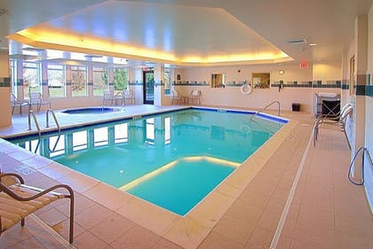 Pool | Holiday Inn Express Hotel & Suites Medford-Central Point