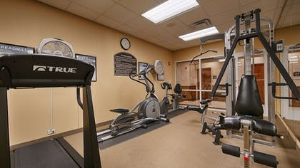 Fitness Facility | Best Western Plus Portland