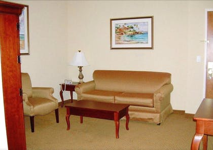 Living Area | Best Western Plus Portland