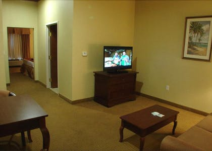 Living Room | Best Western Plus Portland