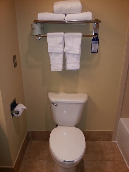 Bathroom | Best Western Plus Portland