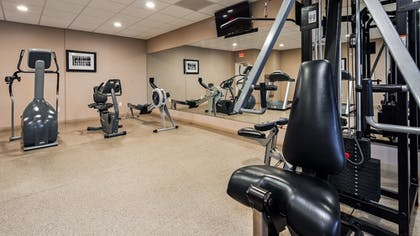 Fitness Facility | Best Western Plus Hotel At The Convention Center
