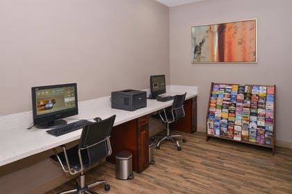 Business Center | Best Western Plus Hotel At The Convention Center