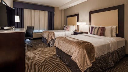 Guestroom   Best Western Plus Hotel At The Convention Center