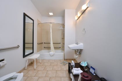 Bathroom | Best Western Plus Hotel At The Convention Center