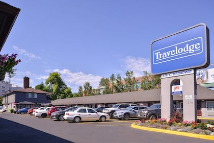 Parking | Travelodge by Wyndham Eugene Downtown/University of Oregon