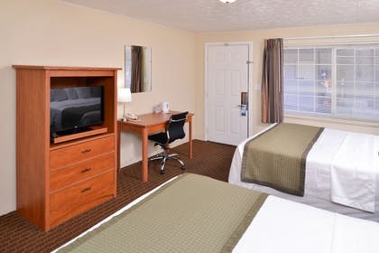 Guestroom | Travelodge by Wyndham Eugene Downtown/University of Oregon