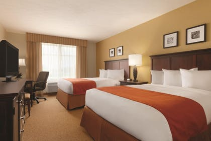 | Suite, 2 Queen Beds, Non Smoking (1 Bedroom) | Country Inn & Suites by Radisson, Norman, OK