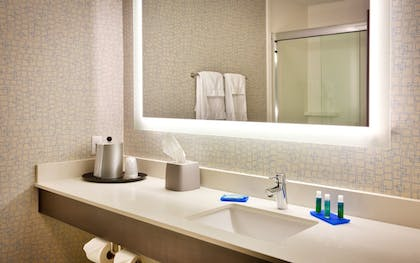 Bathroom | Holiday Inn Express Hotel & Suites El Paso I-10 East