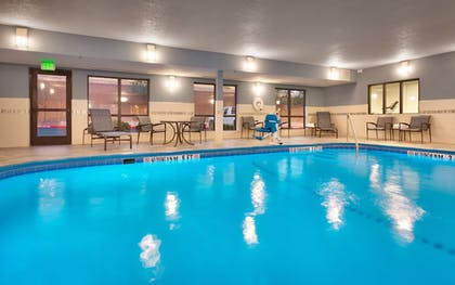 Pool | Holiday Inn Express Hotel & Suites El Paso I-10 East