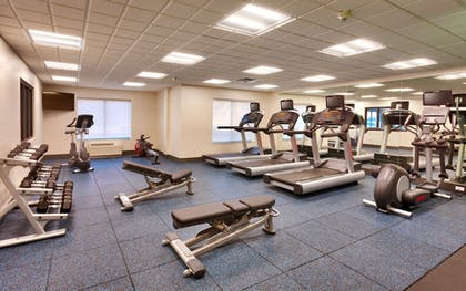 Fitness Facility | Holiday Inn Express Hotel & Suites El Paso I-10 East