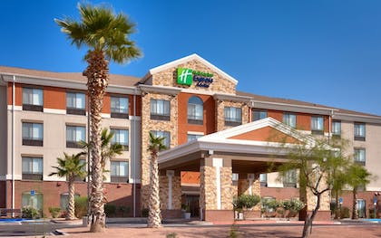 Exterior | Holiday Inn Express Hotel & Suites El Paso I-10 East