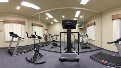 Fitness Facility   Holiday Inn Express Hotel & Suites La Porte