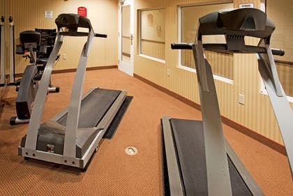 Fitness Facility | Holiday Inn Express Hotel & Suites Spring Hill