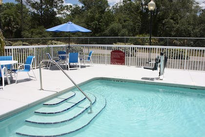 Pool | Holiday Inn Express Hotel & Suites Spring Hill