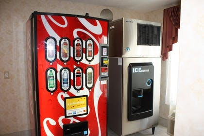 Vending Machine | Holiday Inn Express Hotel & Suites Spring Hill