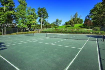 Tennis Court | Crotched Mountain Resort