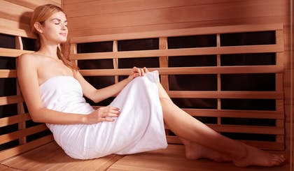 Sauna | Cherry Tree Inn & Suites