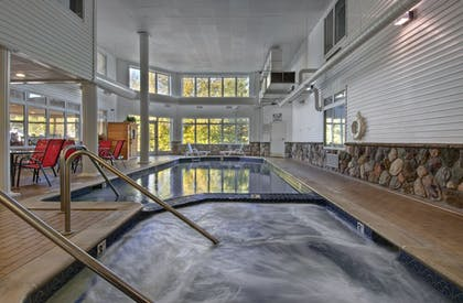 Indoor Pool | Cherry Tree Inn & Suites