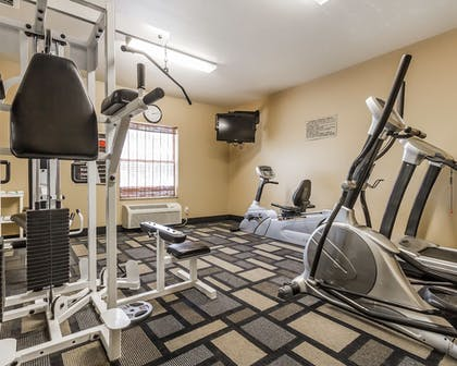 Fitness Facility | MainStay Suites Extended Stay Hotel Casa Grande