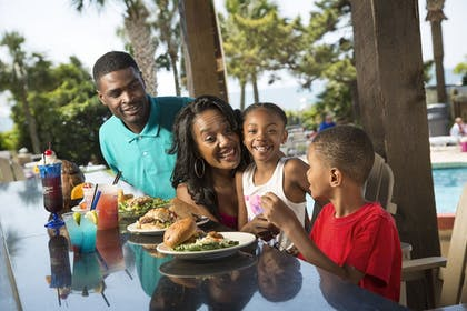 Food and Drink | Beach Colony Resort