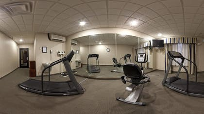 Fitness Facility | Holiday Inn Express & Suites Douglas