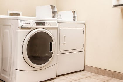 Laundry Room | Comfort Inn & Suites