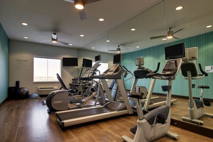 Fitness Facility | Holiday Inn Express Hotel & Suites Vernon College Area