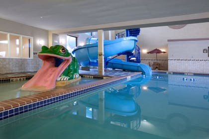 Pool | Holiday Inn Express Hotel & Suites Longmont