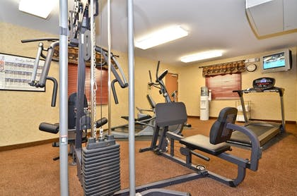 Fitness Facility | Best Western Plus Kelly Inn & Suites