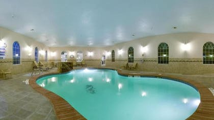 Indoor Pool | Holiday Inn Express & Suites Levelland