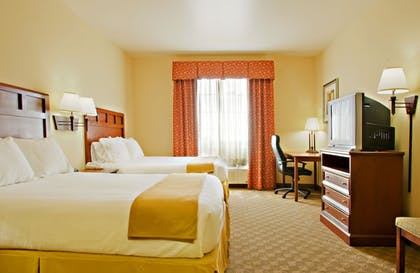 Guestroom | Holiday Inn Express & Suites Levelland