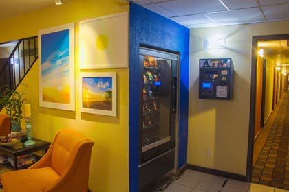 Vending Machine | Days Inn & Suites by Wyndham Stevens Point