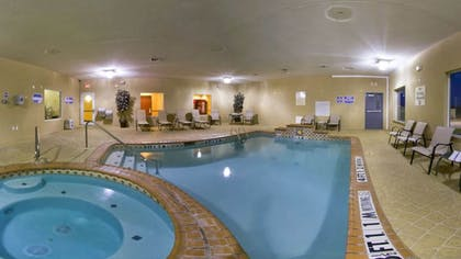 Indoor Pool | Holiday Inn Express Sweetwater