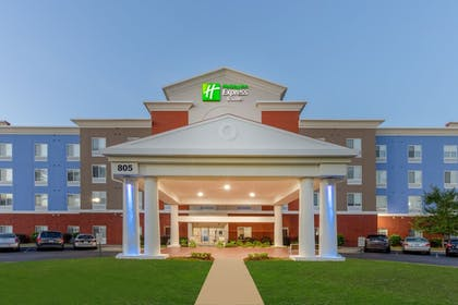 Featured Image | Holiday Inn Express Hotel & Suites Charlotte Arrowood