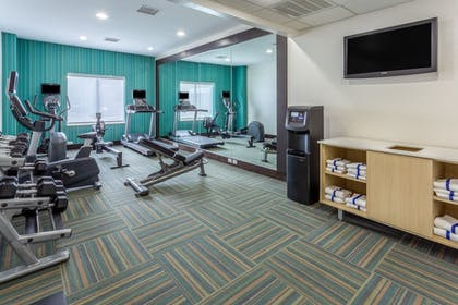 Fitness Facility | Holiday Inn Express Hotel & Suites Charlotte Arrowood