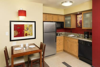 In-Room Kitchen | Residence Inn Sacramento Downtown at Capitol Park