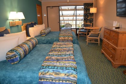 Guestroom View | Sun Viking Lodge