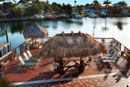 View from Hotel | Bay Palms Waterfront Resort - Hotel and Marina