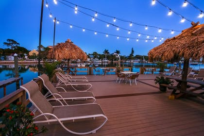 Sundeck | Bay Palms Waterfront Resort - Hotel and Marina