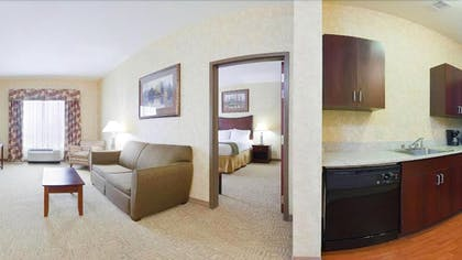 Living Room | Holiday Inn Express Bethlehem Airport - Allentown Area