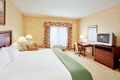 Guestroom | Holiday Inn Express Bethlehem Airport - Allentown Area